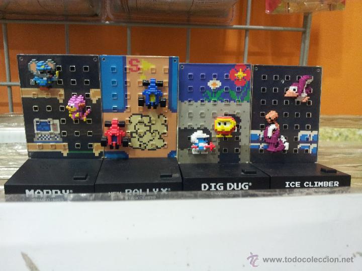 Videojuegos y Consolas: LOTE DE 7 DOTGRAPH DE NINTENDO - Foto 2 - 53125840