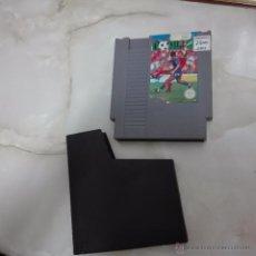 Videojuegos y Consolas: GOAL 2 JUEGO PARA NINTENDO NES PAL BUEN ESTADO. Lote 54473200