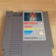 Videojuegos y Consolas: METROID - NINTENDO NES -. Lote 54569196