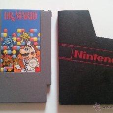 Videojuegos y Consolas: JUEGO Y FUNDA DR MARIO DRX ORIGINAL NES NINTENDO PAL B FRA.. Lote 54581247
