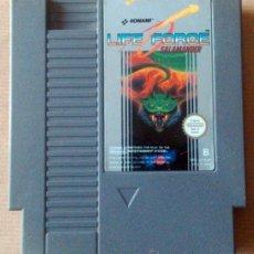 Videojuegos y Consolas: JUEGO PARA NINTENDO NES LIFE FORCE SALAMANDER . Lote 54746356