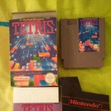 Videojuegos y Consolas: JUEGO NINTENDO NES - TETRIS - COMPLETO. CON CAJA. Lote 54836268