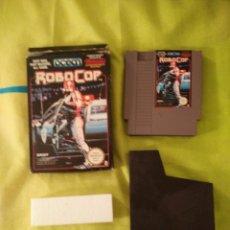 Videojuegos y Consolas: JUEGO NINTENDO NES - ROBOCOP - CON CAJA.. Lote 54836310