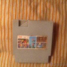 Videojuegos y Consolas: JUEGO PARA CLONICA NINTENDO NES 52 EN 1. Lote 54865849