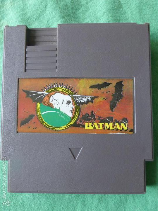 JUEGO NINTENDO NES BATMAN (Juguetes - Videojuegos y Consolas - Nintendo - Nes)