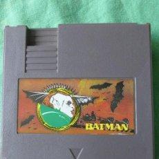 Videojuegos y Consolas: JUEGO NINTENDO NES BATMAN. Lote 55375133