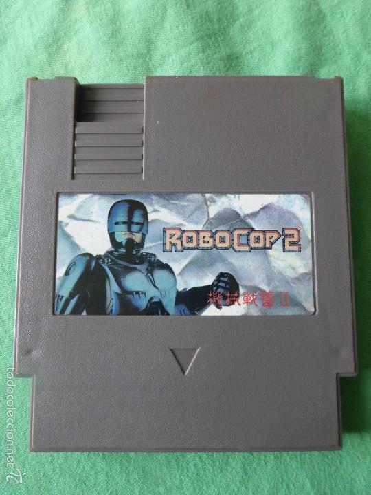JUEGO NINTENDO NES ROBOCOP 2 (Juguetes - Videojuegos y Consolas - Nintendo - Nes)