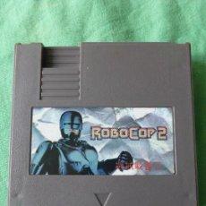 Videojuegos y Consolas: JUEGO NINTENDO NES ROBOCOP 2. Lote 55375175