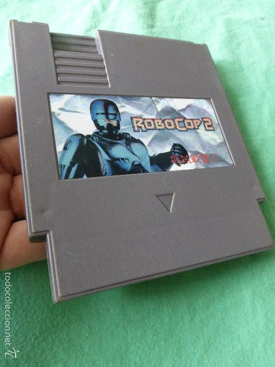 Videojuegos y Consolas: JUEGO NINTENDO NES ROBOCOP 2 - Foto 2 - 55375175