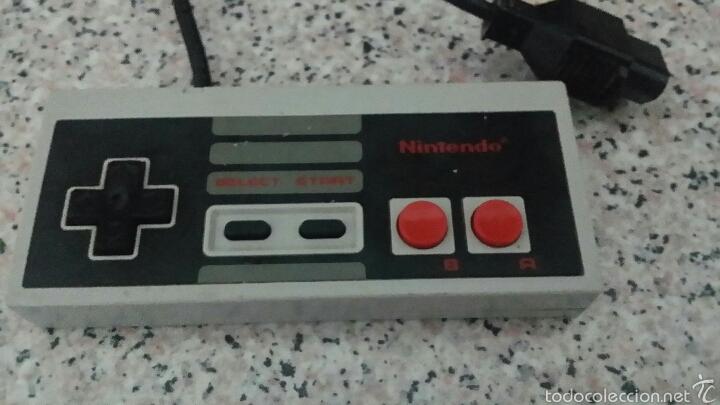 MANDO NINTENDO NES (Juguetes - Videojuegos y Consolas - Nintendo - Nes)