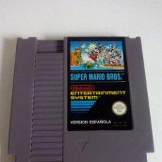 Videojuegos y Consolas: JUEGO SÚPER MARIO BROS NINTENDO. Lote 56290350