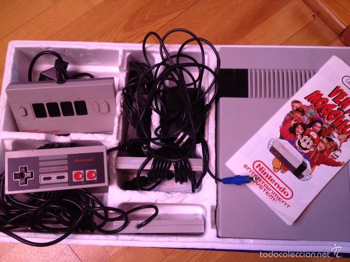 Videojuegos y Consolas: NINTENDO SUPERSET 4 JUGADORES. - Foto 2 - 56364568