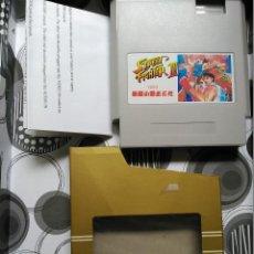 Videojuegos y Consolas: JUEGO CLONE NES NINTENDO STREET FIGHTER III NUEVO EN CAJA A ESTRENAR INSTRUCCIONES NASA. Lote 57124918