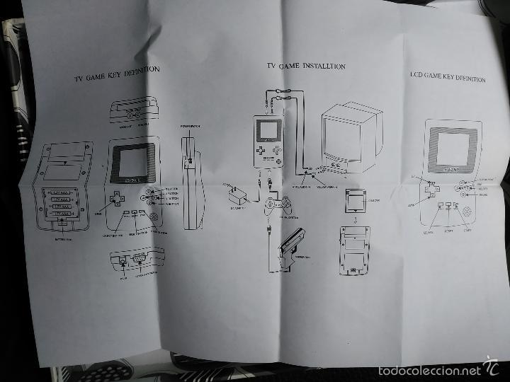 Videojuegos y Consolas: JUEGO CLONE NES NINTENDO STREET FIGHTER III NUEVO EN CAJA A ESTRENAR INSTRUCCIONES NASA - Foto 3 - 57124918