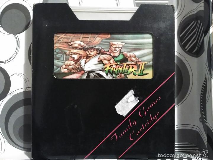 STREET FIGHTER II NEW A ESTRENAR CON CAJA NES NINTENDO COMPATIBLE CLONE NASA (Juguetes - Videojuegos y Consolas - Nintendo - Nes)