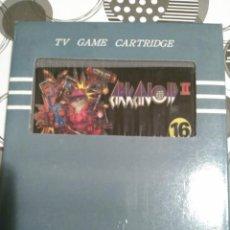 Videojuegos y Consolas: ARKANOID II- IN BOX ..NEW A ESTRENAR .FOR NES CLONE. CLON NES. NASA . Lote 57125201