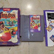 Videojuegos y Consolas: JUEGO NINTENDO NES - TALE SPIN - CAPCOM USA. Lote 57758121