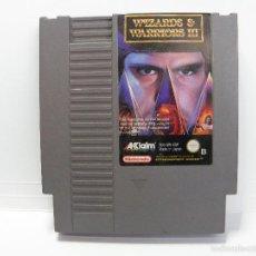 Videojuegos y Consolas: WIZARDS WARRIORS III - NINTENDO NES - PAL ESPAÑA. Lote 57995215