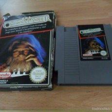 Videojuegos y Consolas: CHESSMASTER CHESS MASTER - NINTENDO NES - PAL ESP B. Lote 58486813