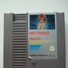 Videojuegos y Consolas: METROID. NINTENDO. VERSIÓN ESPAÑOLA. Lote 59426510