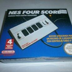 Videojuegos y Consolas: NES FOUR SCORE PARA NINTENDO NES NUEVO A ESTRENAR. Lote 118856286