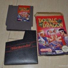 Videojuegos y Consolas: DOUBLE DRAGON NINTENDO NES. Lote 60339539