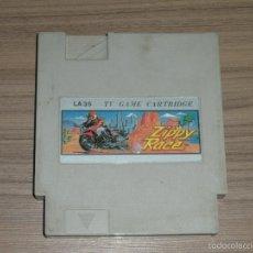 Videojuegos y Consolas: ZIPPY RACE JUEGO CLONICO NINTENDO NES PAL. Lote 60771803