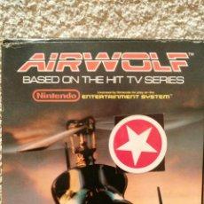 Videojuegos y Consolas: AIRWOLF. Lote 60963295