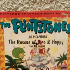 Videojuegos y Consolas: THE FLINSTONES (LOS PICAPIEDRA). Lote 60963603