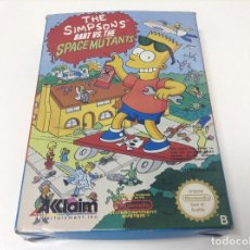 Videojuegos y Consolas: THE SIMPSONS BART VS. THE SPACE MUTANTS. Lote 61697396