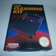 Videojuegos y Consolas: NES CLEANING KIT NINTENDO NES NUEVO. Lote 124700487