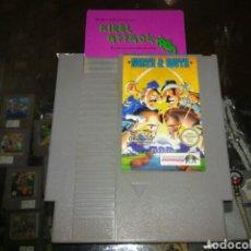 Videojuegos y Consolas: NINTENDO NES ,NORTH & SOUTH. Lote 62281419