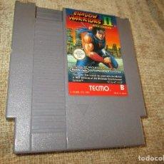 Videojuegos y Consolas: NINTENDO NES ~ SHADOW WARRIORS II ~ PAL / ESPAÑA. Lote 64318023