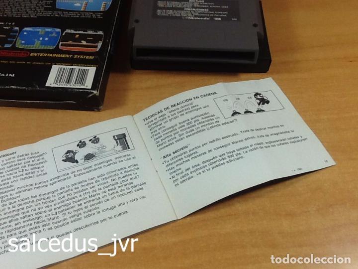 Videojuegos y Consolas: Super Mario Bros 1 juego para Nintendo NES Versión PAL ESP España Completo en Buen Estado - Foto 8 - 65906090
