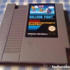 Videojuegos y Consolas: BALLOON FIGHT PARA NINTENDO NES PAL ESP VERSIÓN ESPAÑOLA SOLO CARTUCHO. Lote 66972034