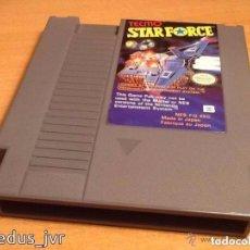 Videojuegos y Consolas: STAR FORCE TECMO NINTENDO NES PAL CARTUCHO EN BUEN ESTADO STARFORCE. Lote 66972102