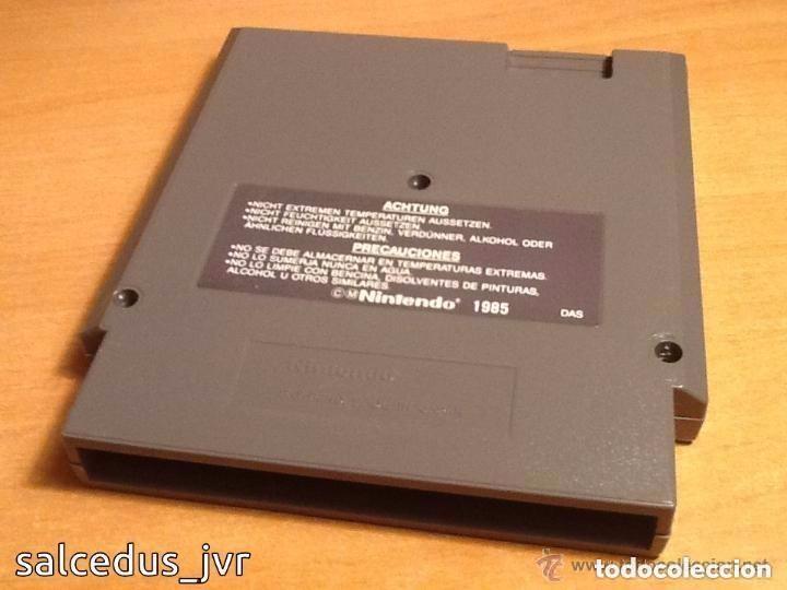 Videojuegos y Consolas: Star Force Tecmo Nintendo NES PAL Cartucho en Buen Estado StarForce - Foto 3 - 66972102