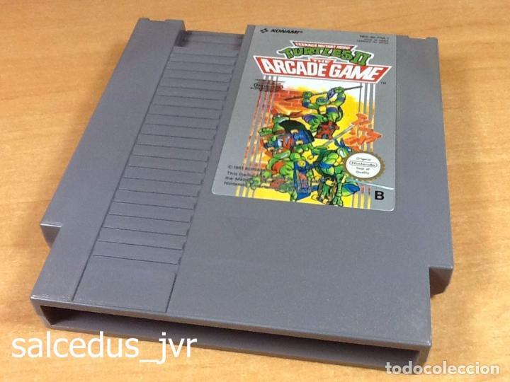 Turtles Ii Arcade Game Tortugas Ninja Juego Par Comprar