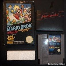 Videojuegos y Consolas: JUEGO DE NINTENDO NES SUPER MARIO BROS. Lote 69004409