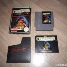 Videojuegos y Consolas: NINTENDO NES JUEGO THE CHESSMASTER VERSIÓN ESPAÑOLA. Lote 71419779