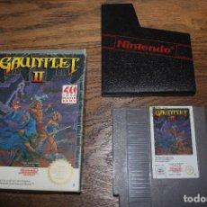 Videojuegos y Consolas: GAUNTLET II 2.JUEGO NINTENDO NES. Lote 75561219