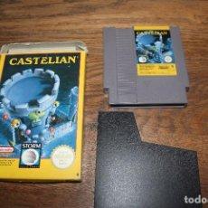 Videojuegos y Consolas: CASTELIAN JUEGO NINTENDO NES. Lote 75591987