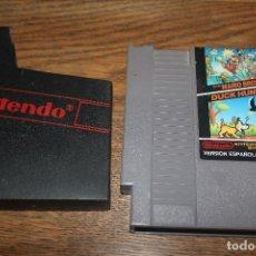 Videojuegos y Consolas: SUPER MARIO BROS Y DUCK HUNT JUEGO. Lote 96040159