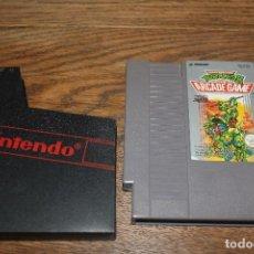 Videojuegos y Consolas: TURTLES II 2 JUEGO NINTENDO NES. Lote 75595183