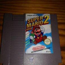 Videojuegos y Consolas: SUPER MARIO BROS 2, NINTENDO VERSION.ESPAÑOLA.. Lote 76201675