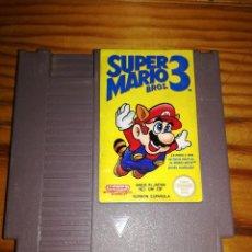Videojuegos y Consolas: SUPER MARIO BROS 3, NINTENDO VERSION.ESPAÑOLA.. Lote 76202199