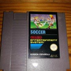 Videojuegos y Consolas: SOCCER, VERSIÓN ESPAÑOLA, FUNCIONA PERFECTAMENTE. 1985.. Lote 76202575