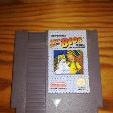 Videojuegos y Consolas: A BOY AND HIS BLOG,TROUBLE ON BLOBOLONIA, VERSION EN ESPAÑOL.. Lote 76278183