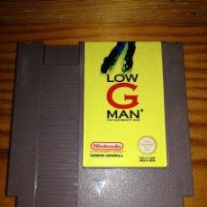 Videojuegos y Consolas: LOW G MAN, NES PAL ESP.. Lote 76286695