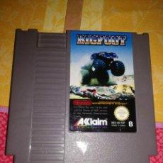 Videojuegos y Consolas: BIGFOOT, JUEGO NES PAL ESP.. Lote 76389771